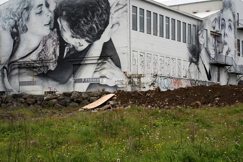 Ananaust.<br /> Reykjavik, Iceland.<br /> Photo by Thierry Gourjon.<br /> 2018
