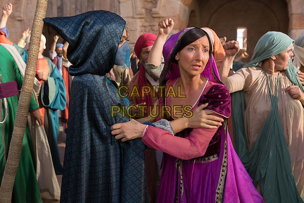 Les nouvelles aventures d'Aladin (2015) <br /> Audrey Lamy <br /> *Filmstill - Editorial Use Only*<br /> CAP/KFS<br /> Image supplied by Capital Pictures