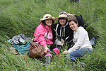 Yvonne McKeon, Sharon Boggan and Christina McKeon at Slane Concert 2011..(Photo credit should read Jenny Matthews www.newsfile.ie)....This Picture has been sent you under the conditions enclosed by:.Newsfile Ltd..The Studio,.Millmount Abbey,.Drogheda,.Co Meath..Ireland..Tel: +353(0)41-9871240.Fax: +353(0)41-9871260.GSM: +353(0)86-2500958.email: pictures@newsfile.ie.www.newsfile.ie.