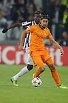 IM Torino 05-11-2013 Juventus Stadium<br /> Champions League 2013/2014<br /> Juventus Vs Real Madrid<br /> nella foto Khidera-Pogba<br /> foto Marco Iorio
