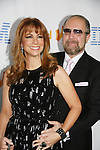 Jill Zarin - Real Housewives of New York City and husband Bobby at the 21st Annual GLAAD Media Awards on March 13, 2010 at the New York Marriott Marquis, New York City, NY. (Photo by Sue Coflin/Max Photos)