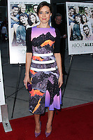 "Los Angeles Premiere Of Screen Media Films' ""About Alex"""