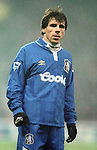 Gianfranco Zola of Chelsea  - Premier League - Nottingham Forest v Chelsea - City Ground - Nottingham - England - 11th January 1997 - Picture Simon Bellis/Sportimage