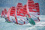 RSX Men Fleet <br /> Day1, 2015 Youth Sailing World Championships,<br /> Langkawi, Malaysia