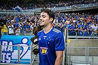 Belo Horizonte (MG), 09/02/2020- Cruzeiro-America - Gol de Mauricio - partida entre Cruzeiro e America, válida pela 5a rodada do Campeonato Mineiro no Estadio Mineirão em Belo Horizonte neste domingo (09)
