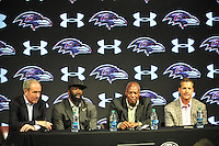 Ed Reed Press Conference