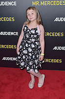 Maddie Dixon-Poirier beim Screening der AT&T Audience Network TV-Serie 'Mr. Mercedes' im Beverly Hilton Hotel. Beverly Hills, 25.07.2015