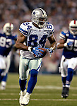 8 October 2007: Dallas Cowboys wide receiver Patrick Crayton in action against the Buffalo Bills at Ralph Wilson Stadium in Buffalo, New York. The Cowboys rallied to defeat the Bills 25-24, thus winning their fifth consecutive game of the season...Mandatory Photo Credit: Ed Wolfstein Photo