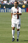9 June 2007: Landon Donovan. The United States Men's National Team defeated the National Team of Trinidad & Tobago 2-0 at the Home Depot Center in Carson, California in a first round game in the CONCACAF Gold Cup.