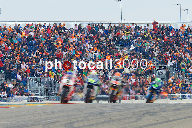 Gran Premio Movistar de Aragón<br /> during the moto world championship in Motorland Circuit, Aragón<br /> Race Moto<br /> <br /> PHOTOCALL3000