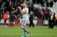 Luke Shaw of Manchester United after West Ham United vs Manchester United, Premier League Football at The London Stadium on 10th May 2018