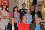 ©www.agencepeps.be/ F.Andrieu  - Belgique - Liège - 130425 - Festival du Film Policier de Liège avecc Michel Galabru comme Président d'honneur.