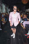 Photographer Andrew Werner attends the Romeo Hunte Spring Summer 2019 collection runway show in PH-D at Dream Downtown New York City on July 11, 2018; during New York Fashion Week: Men's Spring Summer 2019.
