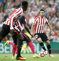 Athletic de Bilbao's Aritz Aduriz during La Liga match. August 28,2016. (ALTERPHOTOS/Acero) /NORTEPHOTO