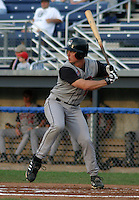 August 12, 2003:  Adam Seuss of the Tri-City ValleyCats during a game at Dwyer Stadium in Batavia, New York.  Photo by:  Mike Janes/Four Seam Images