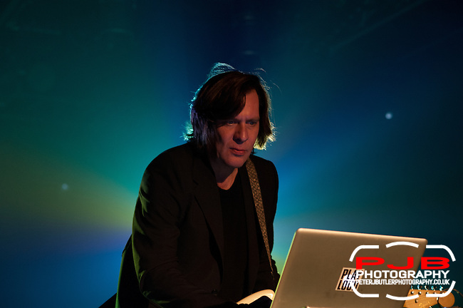 Fennesz Performing @ ATP - 2013 - End of an Era - Weekend 2 - Curated by Loop