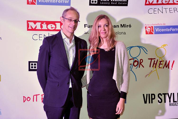 Gala Dia Mundial de la Infancia.<br /> David Camps &amp; Maria F. Llorens.