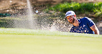 Dustin Johnson (USA) on the 7th during the 4th round at the WGC Dell Technologies Matchplay championship, Austin Country Club, Austin, Texas, USA. 25/03/2017.<br /> Picture: Golffile | Fran Caffrey<br /> <br /> <br /> All photo usage must carry mandatory copyright credit (&copy; Golffile | Fran Caffrey)