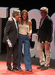 "The spanish journalists Inaki Gabilondo, Mamen Mendizabal and Carles Francino during the Gala ""Contigo"" in celebration of the 90th anniversary of Radio Madrid Cadena SER. June 2, 2015. (ALTERPHOTOS/Acero)"