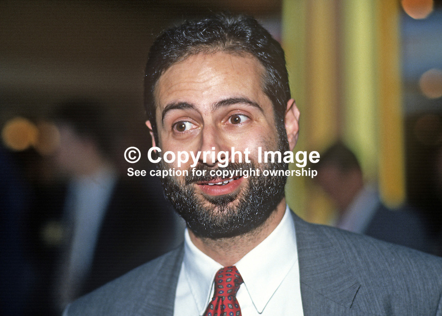 Councillor Fabian Hamilton, Labour Party, UK, PPC, prospective parliamentary candidate, Leeds North East, 19901003008.<br />