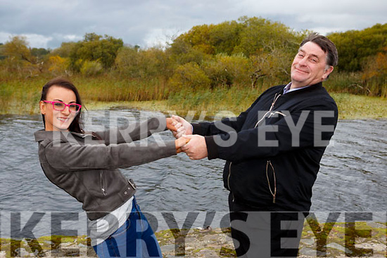 Ann Marie Nelligan Currow and Kevin O'Sullivan Killarney who will be on the new Blind Date TV show on Sunday