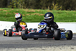 NELSON, NEW ZEALAND - JANUARY 21: Kartsport Nelson Club Champs Round 1. Nelson New Zealand. Sunday 21 January 2018. (Photo by Chris Symes/Shuttersport Limited)