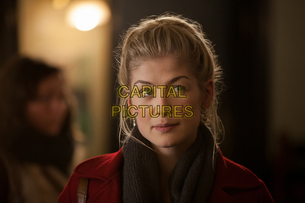 The World's End (2013) <br /> Rosamund Pike<br /> *Filmstill - Editorial Use Only*<br /> CAP/KFS<br /> Image supplied by Capital Pictures
