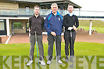 Ballybunion  Scratch Cup : Taking part in the Ballybunion Golf Club Scratch Cup on Saturday last were Enda Downey, Michael Coote & Michael Downey.