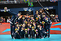 2012 Olympic Games - Volleyball - Women's Medal Ceremony
