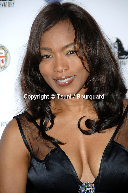 Angela Bassett arriving at GRIFFITH OBSERVATORY Re-Opening in Los Angeles.<br /> <br /> headshot<br /> smile<br /> eye contact