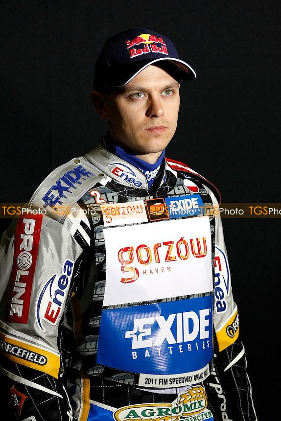 Jaroslaw Hampel - Speedway Grand Prix at Leszno, Poland - 30/04/2011 - MANDATORY CREDIT: Rafal Wlosek/TGSPHOTO - .Self billing applies where appropriate - 0845 094 6026 - contact@tgsphoto.co.uk - NO UNPAID USE.