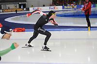SCHAATSEN: BERLIJN: Sportforum Berlin, 05-03-2016, WK Allround, Men 500m, Ted-Jan Bloemen (CAN), ©foto Martin de Jong