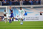 NASAF QARSHI (UZB) vs AL-AHLI (KSA) during their AFC Champions League Group D match on 02 March 2016 held at the Karshi Central Stadium in Karshi, Uzbekistan. Photo by Stringer / Lagardere Sports