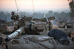 Israel-Gaza border 2012<br />