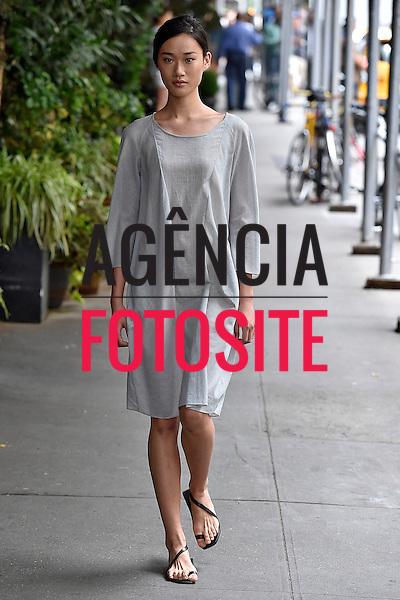 Nova Iorque, EUA &sbquo;09/2014 - Desfile de Yeohlee durante a Semana de moda de Nova Iorque  -  Verao 2015. <br /> <br /> Foto: FOTOSITE