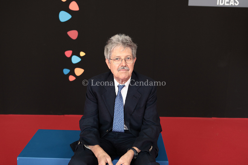 FEDERICO ENRIQUES DELLA ZANICHELLI  © Leonardo Cendamo