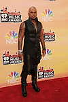 LOS ANGELES, CA- MAY 01: Singer/designer Lord Kraven attends the 2014 iHeartRadio Music Awards held at The Shrine Auditorium on May 1, 2014 in Los Angeles, California.
