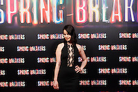 Rachel Korine attends 'Spring Breakers' photocall premiere at Callao Cinema in Madrid, Spain. February 21, 2013. (ALTERPHOTOS/Caro Marin) /NortePhoto