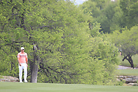 Brooks Koepka (USA) on the 2nd during the 1st round at the WGC Dell Technologies Matchplay championship, Austin Country Club, Austin, Texas, USA. 22/03/2017.<br /> Picture: Golffile | Fran Caffrey<br /> <br /> <br /> All photo usage must carry mandatory copyright credit (&copy; Golffile | Fran Caffrey)