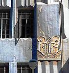Concrete Art Deco