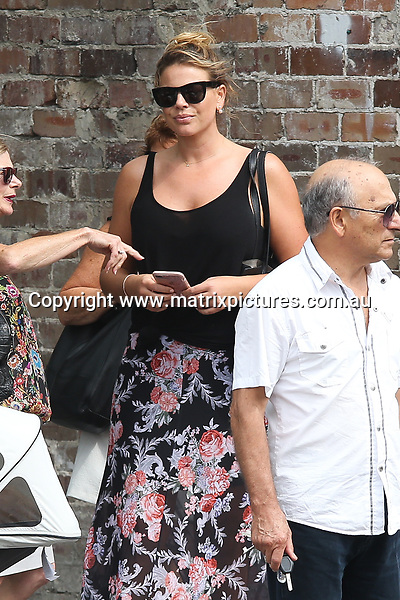 21 MARCH 2017 SYDNEY AUSTRALIA<br /> WWW.MATRIXPICTURES.COM.AU<br /> <br /> EXCLUSIVE PICTURES<br /> <br /> Fiona Falkner pictured with friends shopping in Double Bay. <br /> <br /> Note: All editorial images subject to the following: For editorial use only. Additional clearance required for commercial, wireless, internet or promotional use.Images may not be altered or modified. Matrix Media Group makes no representations or warranties regarding names, trademarks or logos appearing in the images.
