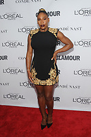 BROOKLYN, NY - NOVEMBER 13: Serena Williams  at Glamour's 2017 Women Of The Year Awards at the Kings Theater in Brooklyn, New York City on November 13, 2017. Credit: John Palmer/MediaPunch