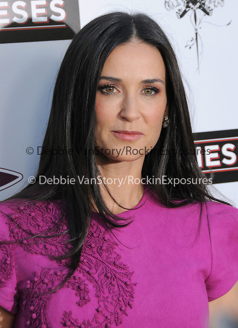 Demi Moore at the L.A. Premiere of The Joneses held at The Arclight Theatre in Hollywood, California on April 08,2010                                                                   Copyright 2010  DVS / RockinExposures