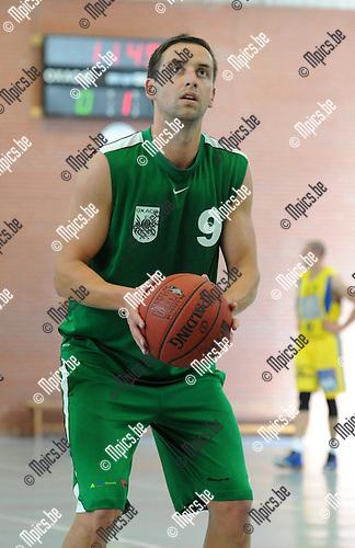 2013-08-15 / Basketbal / seizoen 2013-2014 / Oxaco / Tom Dekkers<br /><br />Foto: Mpics.be