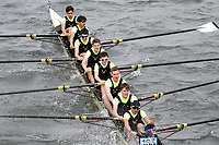 Crew: 163  St Pauls Sch BC  Event: School J16 2nd eights<br /> <br /> Schools' Head of the River 2017<br /> <br /> To purchase this photo, or to see pricing information for Prints and Downloads, click the blue 'Add to Cart' button at the top-right of the page.