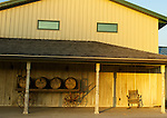 Templeton Rye is a small distillery in Templeton, Iowa, a town that was known for making illegal whiskey during Prohibition.