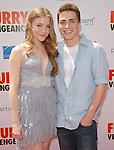 Skyler Samuels & Colton Haynes at the Summit Entertainment L.A. Premiere of Furry Vengeance held at The Bruin Theatre in Westwood, California on April 18,2010                                                                   Copyright 2010  DVS / RockinExposures