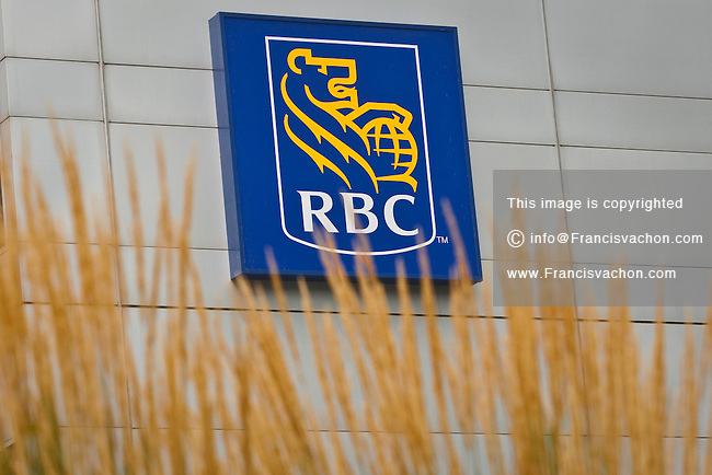 RBC logo is seen in Ottawa Monday September 27, 2010. The Royal Bank of Canada (in French, Banque Royale du Canada, and commonly RBC in either language) is the largest financial institution in Canada, which is measured by deposits, revenues, and market capitalization.