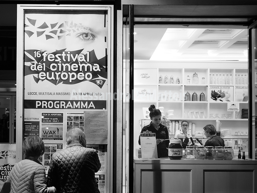 16 Festival Cinema Europeo - Lecce
