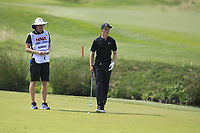 Marcus Kinhult (SWE) on the 10th fairway during Round 3 of the HNA Open De France at Le Golf National in Saint-Quentin-En-Yvelines, Paris, France on Saturday 30th June 2018.<br /> Picture:  Thos Caffrey | Golffile